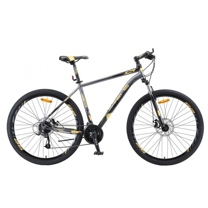 """Велосипед горный Stels Navigator 910 МD disc 2021г. колесо 29"""" дисковые тормоза"""