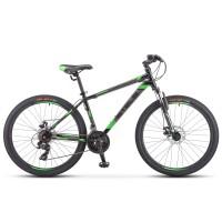Велосипед горный Stels Navigator 700D 2020г. колесо 27,5 дисковые гидравлические тормоза