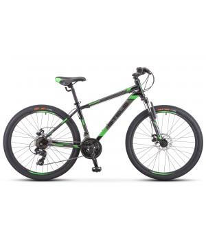 Велосипед горный Stels Navigator 700D колесо 27,5 дисковые гидравлические тормоза