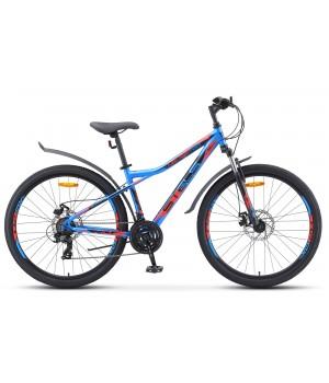 Велосипед горный Stels Navigator 710 MD disc колесо 27,5  дисковые тормоза