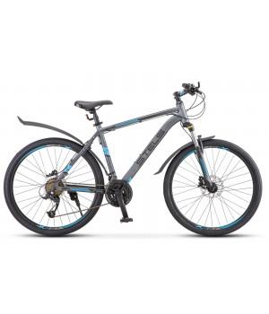 Велосипед горный Stels Navigator 640 D disc 2020г. дисковые гидравлические тормоза