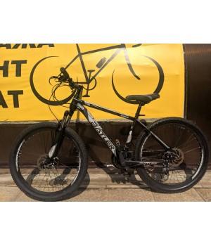 Велосипед горный Batler 260 MD черный 2021г. колесо 26
