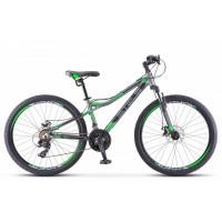 Велосипед горный Stels Navigator 610 MD disc V040 2019г. дисковые тормоза