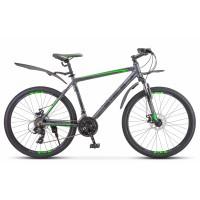 Велосипед горный Stels Navigator 620 MD  дисковые тормоза