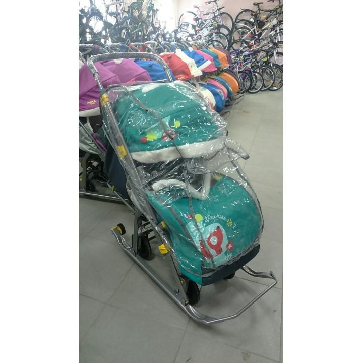Дождевик для санок-колясок
