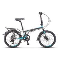 Велосипед складной Stels Pilot 630 MD колесо 20, 7 скоростей