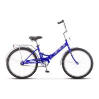 Велосипед складной Stels Pilot 710 колесо 24, 1 скорость