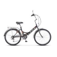 Велосипед складной Stels Pilot 750 колесо 24, 6 скоростей