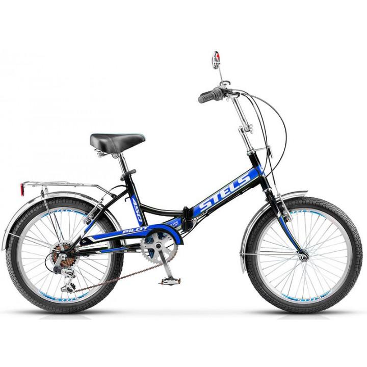 Велосипед складной Stels Pilot 450 колесо 20, 6 скоростей