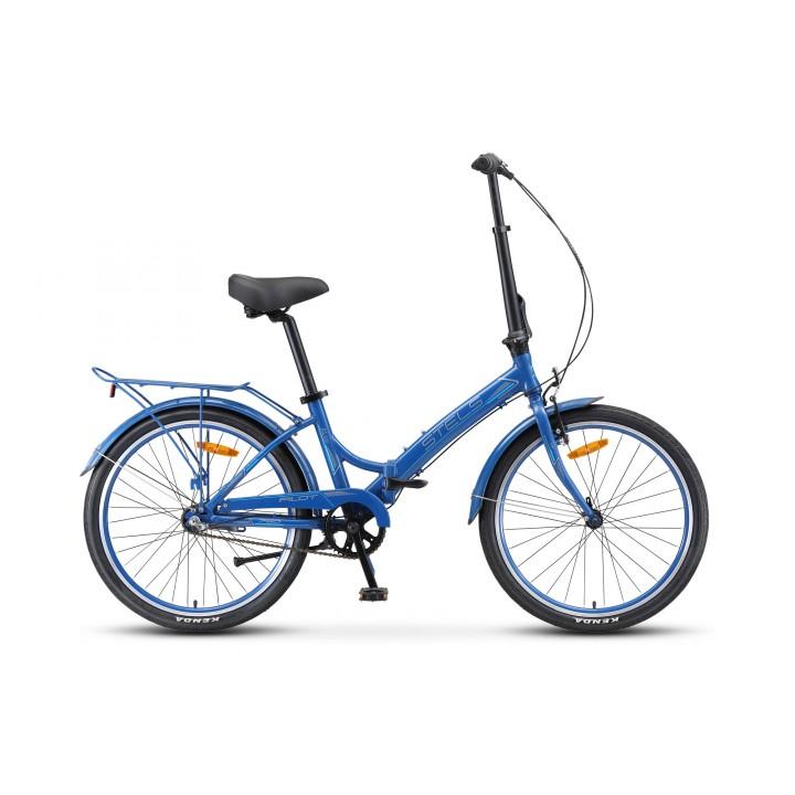 Велосипед складной Stels Pilot 780 колесо 24, 3 скорости
