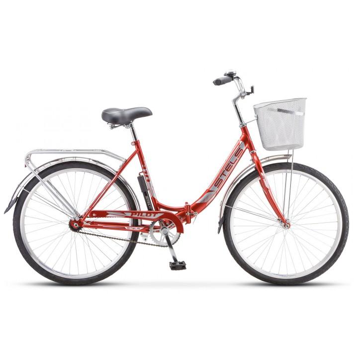 Велосипед складной Stels Pilot 810 колесо 26, 1 скорость
