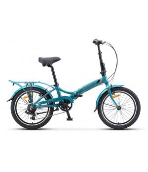 Велосипед складной Stels Pilot 650 колесо 20, 7 скоростей