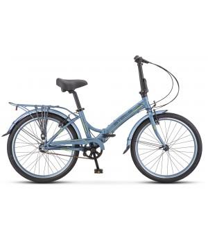 Велосипед складной Stels Pilot 770 колесо 24, 3 скорости