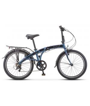 Велосипед складной Stels Pilot 760 колесо 24, 7 скоростей