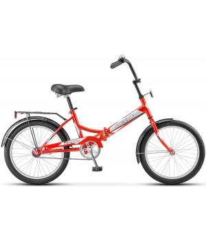 Велосипед складной Десна 2200 стальная рама колесо 20, 1 скорость