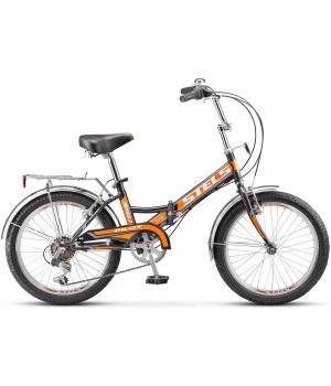 Велосипед складной Stels Pilot 350 колесо 20, 6 скоростей