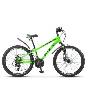 Велосипед подростковый Stels Navigator 400 MD 2020г. колесо 24