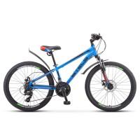 Велосипед подростковый Stels Navigator 400 MD 2021г. колесо 24