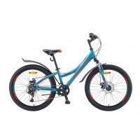 Велосипед подростковый Stels Navigator 430 MD колесо 24