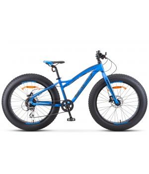 """Велосипед спортивный повышенной проходимости Stels Аggressor D 26"""" FAT BIKE 2021г колесо 26"""""""