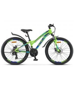 Велосипед подростковый Stels Navigator 465MD колесо 24, с дисковыми тормозами