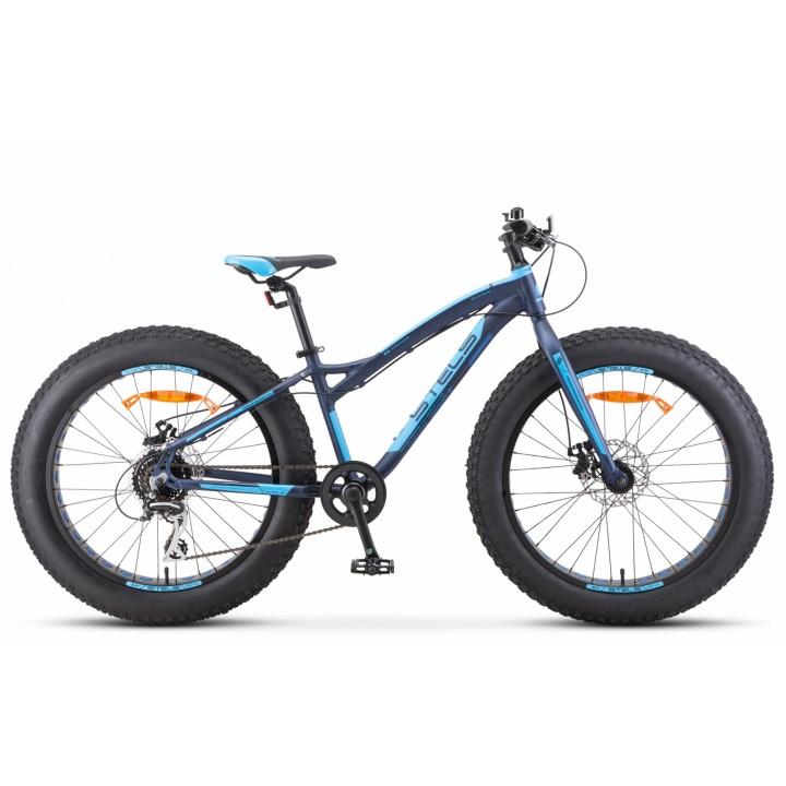 """Велосипед подростковый Fat Bike Stels Aggressor MD 24"""" V010 disc колесо 24"""