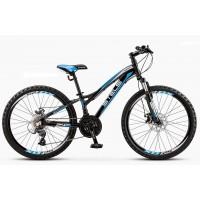 Велосипед подростковый Stels Navigator 460MD колесо 24, с дисковыми тормозами