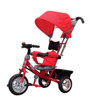 Велосипед детский 3х колесный с ручкой Trike ST1AR / ST1AP