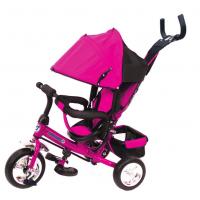 Велосипед детский 3х колесный с ручкой ПИОНЕR P1B / P1R / P1O / P1P