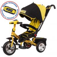 Велосипед детский 3х колесный с ручкой Super Formula SF3O / SF3R / SF3B / SF3Y