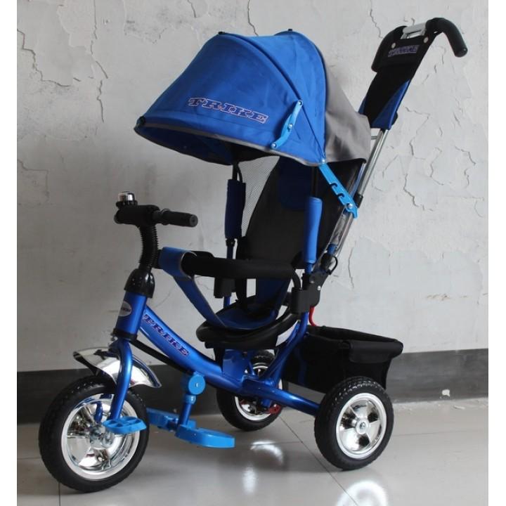 Велосипед детский 3х колесный с ручкой Trike T2B