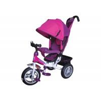 Велосипед детский 3х колесный с ручкой Formula FA3O / FA3G / FA3BL / FA3R / FA3V / FA3P с накачивающимися колесами
