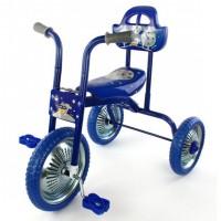 Велосипед 3х колесный Лунатики зеленый
