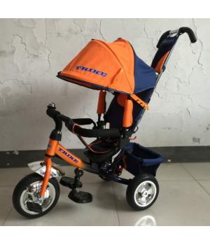 Велосипед детский 3х колесный с ручкой Trike T2O