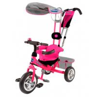Велосипед детский 3х колесный с ручкой Trike ST1R