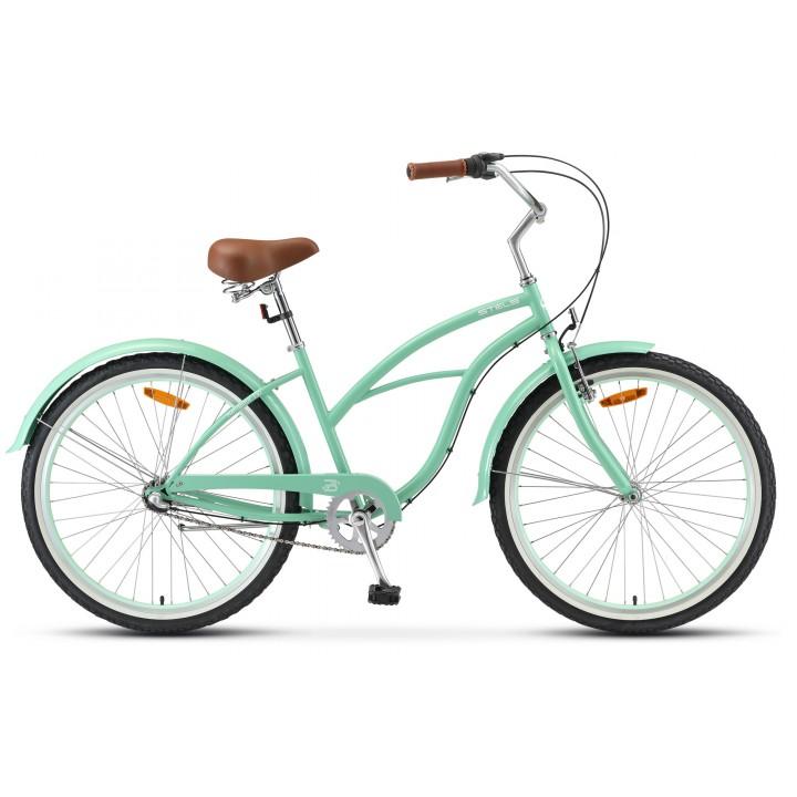 Велосипед дорожный Stels Navigator 130 Lady колесо 26, 3-х скор.