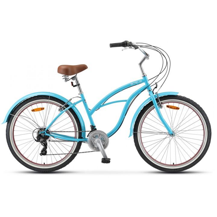 Велосипед дорожный Stels Navigator 150 Lady колесо 26, 21скор.