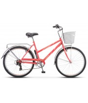 Велосипед дорожный Stels Navigator 250 Lady колесо 26, с корзиной