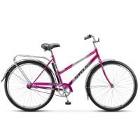 Велосипед дорожный Stels Navigator 310 Lady колесо 28, с корзиной