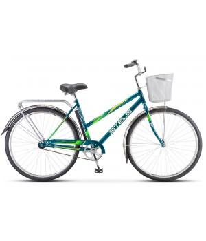 Велосипед дорожный Stels Navigator 300 Lady колесо 28, с корзиной