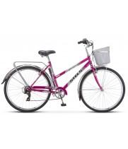 Велосипед дорожный Stels Navigator 350 Lady колесо 28, с корзиной