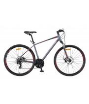 Велосипед гибридный Stels Cross 130MD V010 мужская рама колесо 28