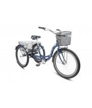 """Велосипед дорожный 3-х колесный Stels Energy-III 26"""" V030 колесо 26, с двумя корзинами"""