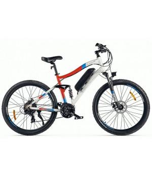 Велогибрид Eltreco FS900 new (Триколор-2208)