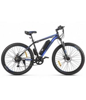 Велогибрид Eltreco XT 600 D (Чёрно-синий-2384)