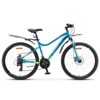 """Велосипед горный Stels Miss 5100 MD 26"""" V040 2021г"""