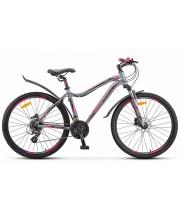 """Велосипед горный Stels Miss 6100 D disc  26"""" V010 2019г. c дисковыми гидравлическими тормозами"""