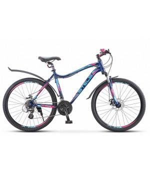 """Велосипед горный Stels Miss 6100 MD disc 26"""" V030 2019г. c дисковыми тормозами"""