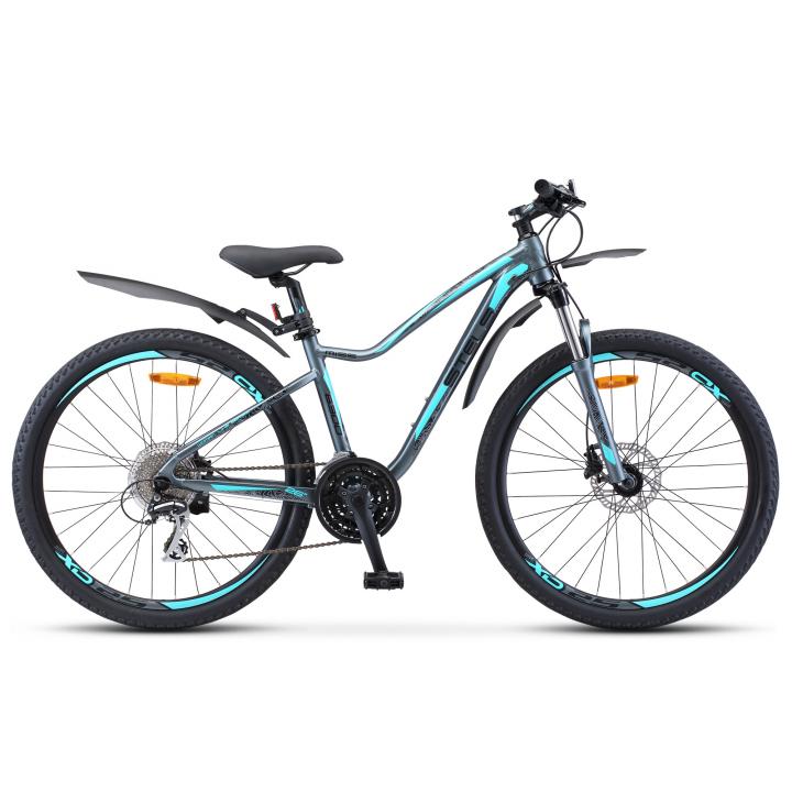 """Велосипед горный Stels Miss 6300 D disc 26"""" V010 2021г. c дисковыми гидравлическими тормозами"""