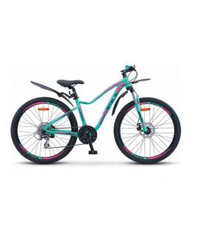 """Велосипед горный Stels Miss 6300 MD disc 26"""" V030 2021г. c дисковыми тормозами"""